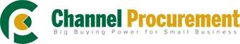 Channel Procurement logo, saying Big Buying Power for Small Business