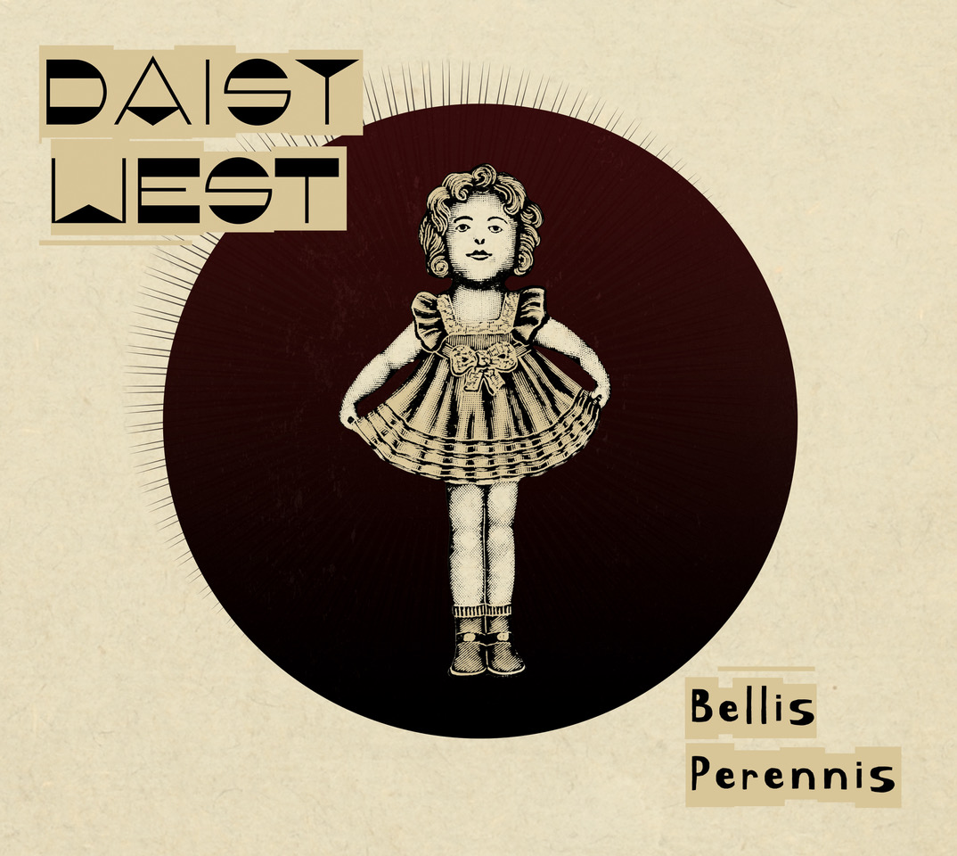 Daisy West's Bellis Perennis album cover