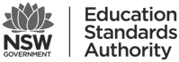 NSW Education Standards Authority logo