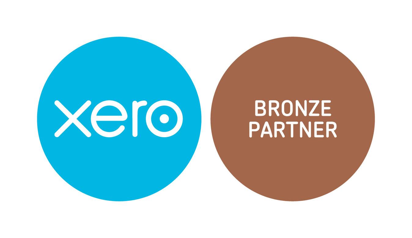 xero - bronze partner logo