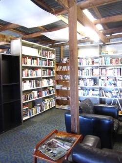 Community shared library