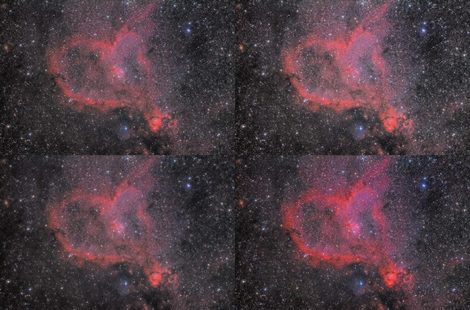 A 4-panel image.