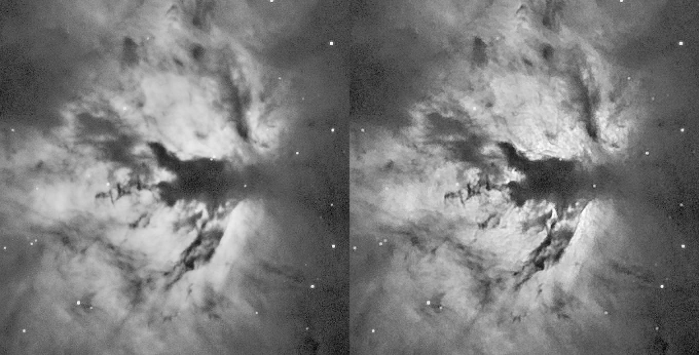 An example of deconvolution in StarTools