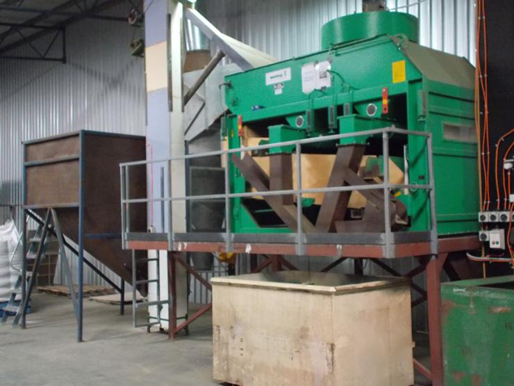 westrup machine