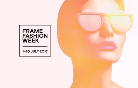 Frame Fashion week banner
