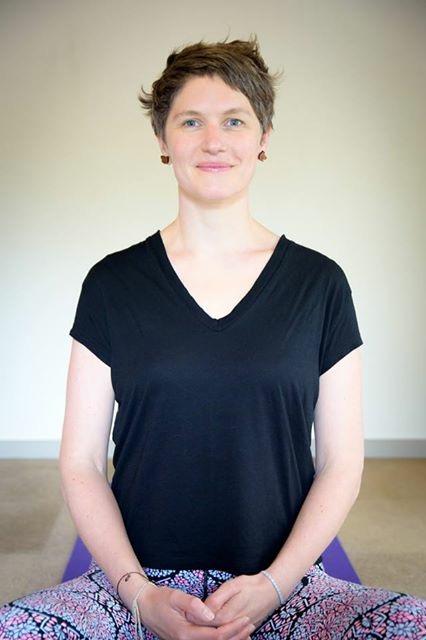 Clare Pritchard - Iyengar Yoga Instructor