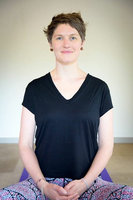 Clare Pritchard - Iyengar Yoga Instructor